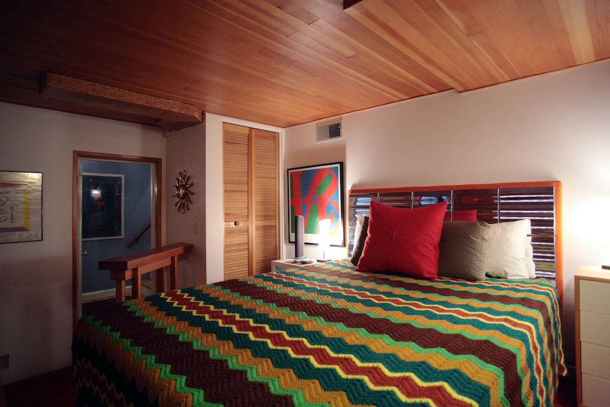 Mod Luxe Guest Suite in Castro