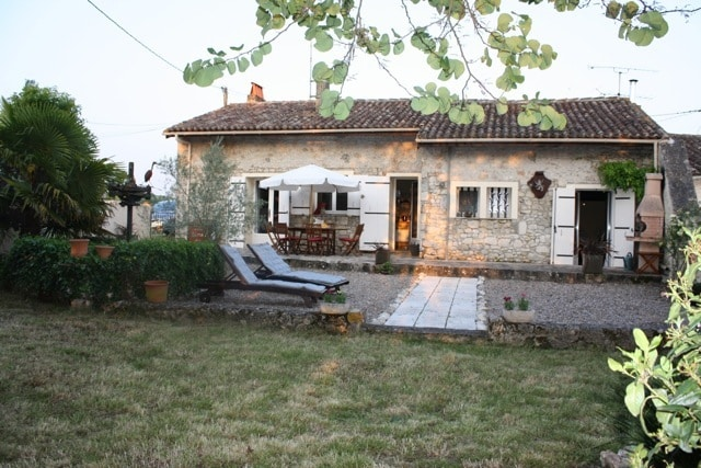 Charming stone 3 bedroom cottage