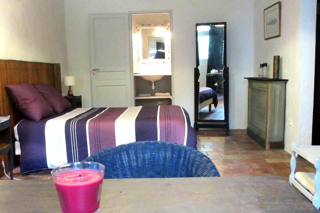 Belle Chambre à Saint Rémy - Saint-Rémy-de-Provence - Bed & Breakfast