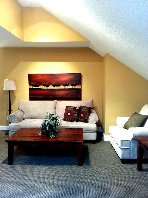 Bright, Modern, Clean. - Nanaimo - Loft