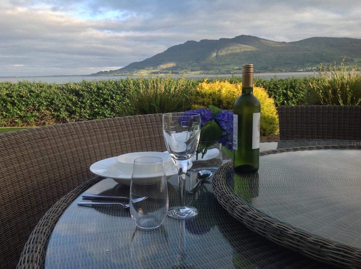 Best views of Carlingford Lough
