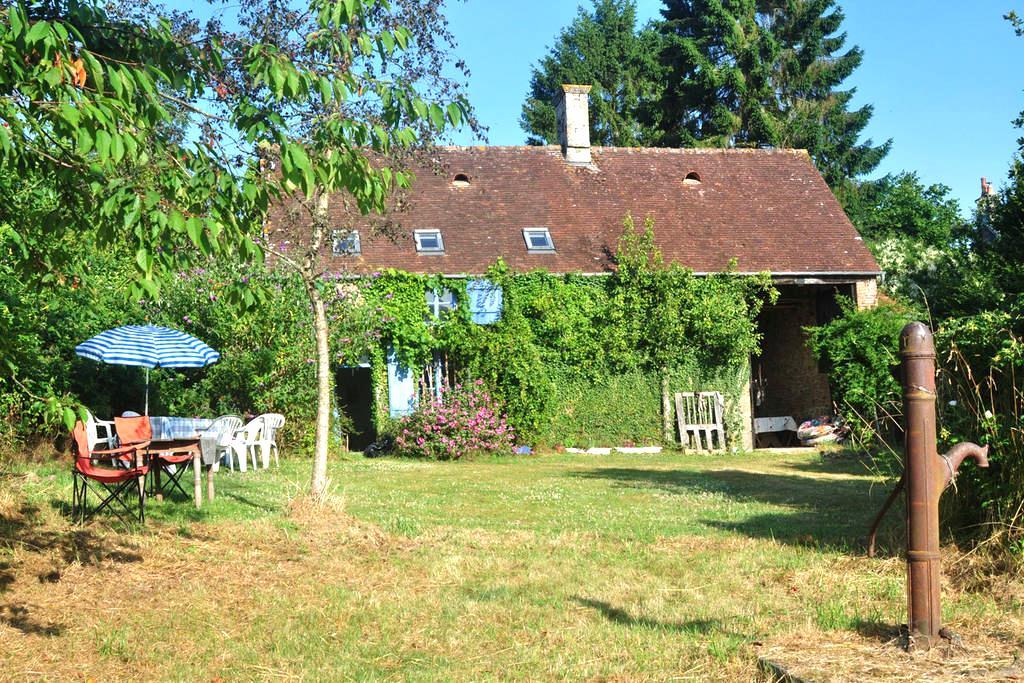 Beautiful rural cottage - Sainte-Marie-la-Robert