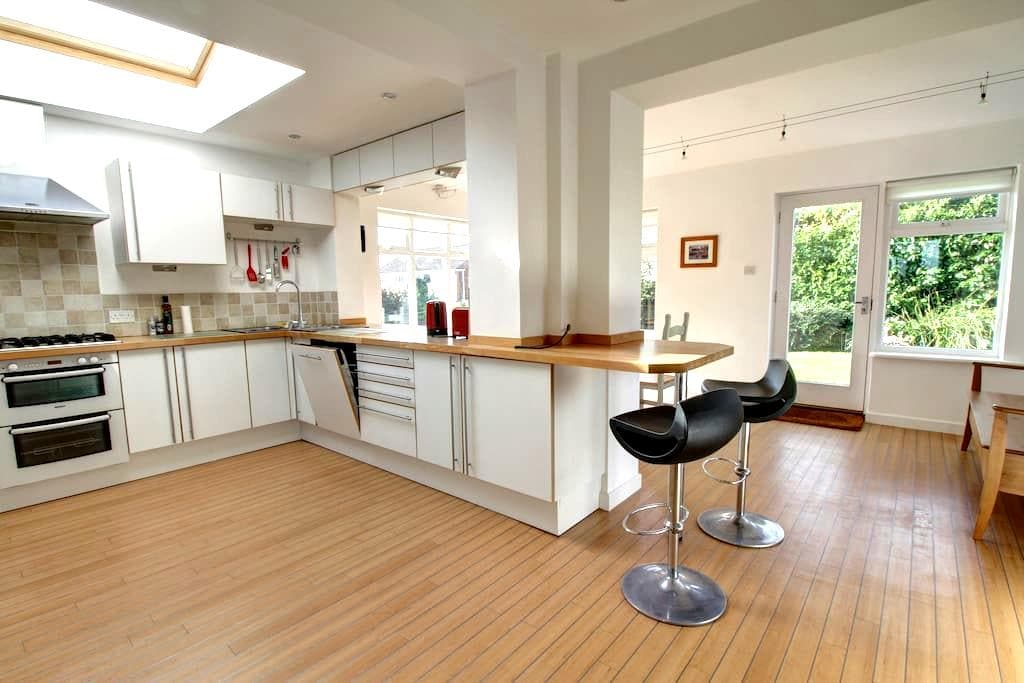 Sunny, well equipped house with great views - Cockermouth - Hus