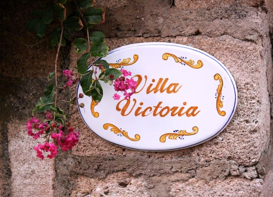 Villa Victoria& Jonio Sea - Praialonga - Villa