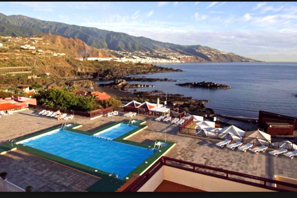 Apartamento en la playa con vista - Breña Baja
