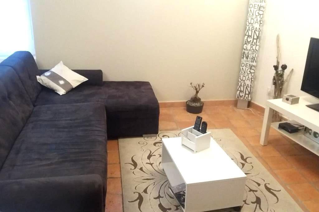 Appartement cosy au cœur des fontaines - Pernes-les-Fontaines - Wohnung