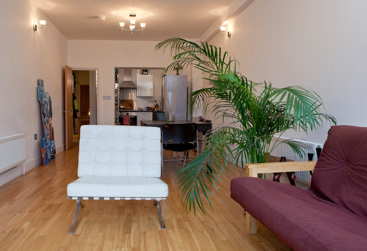 Huge Apartment in Trendy Shoreditch