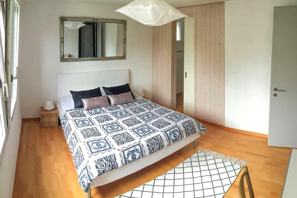 Cosy private room in Gruyère Region - Riaz