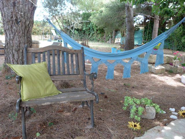Villa et jardin pour 4 personnes