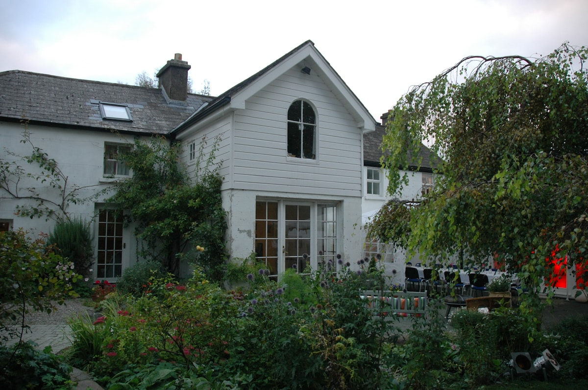 The Corner House in Newtown village