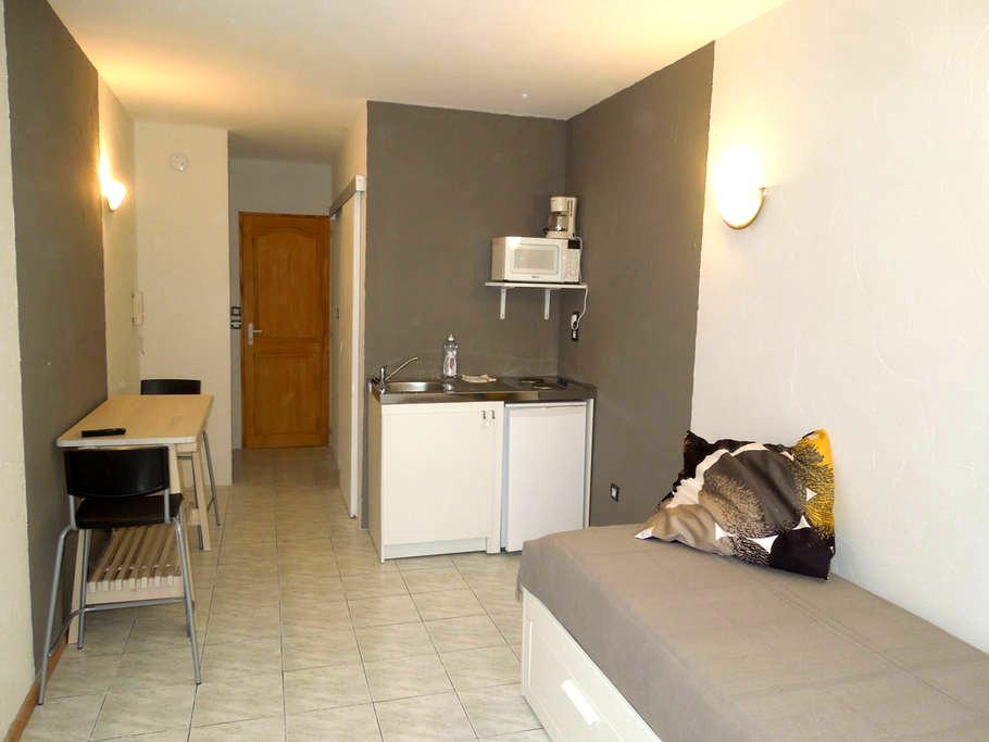 STUDIO EQUIPE HYPER CENTRE LE PUY-EN-VELAY - Le Puy-en-Velay - Wohnung