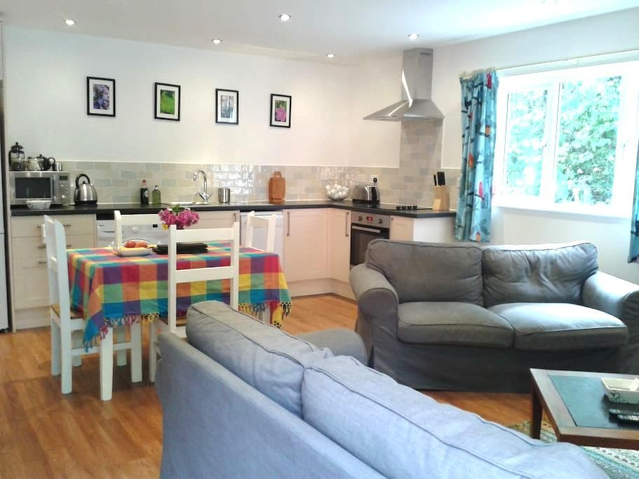 Contemporary cottage, woodland view - Petworth - Maison