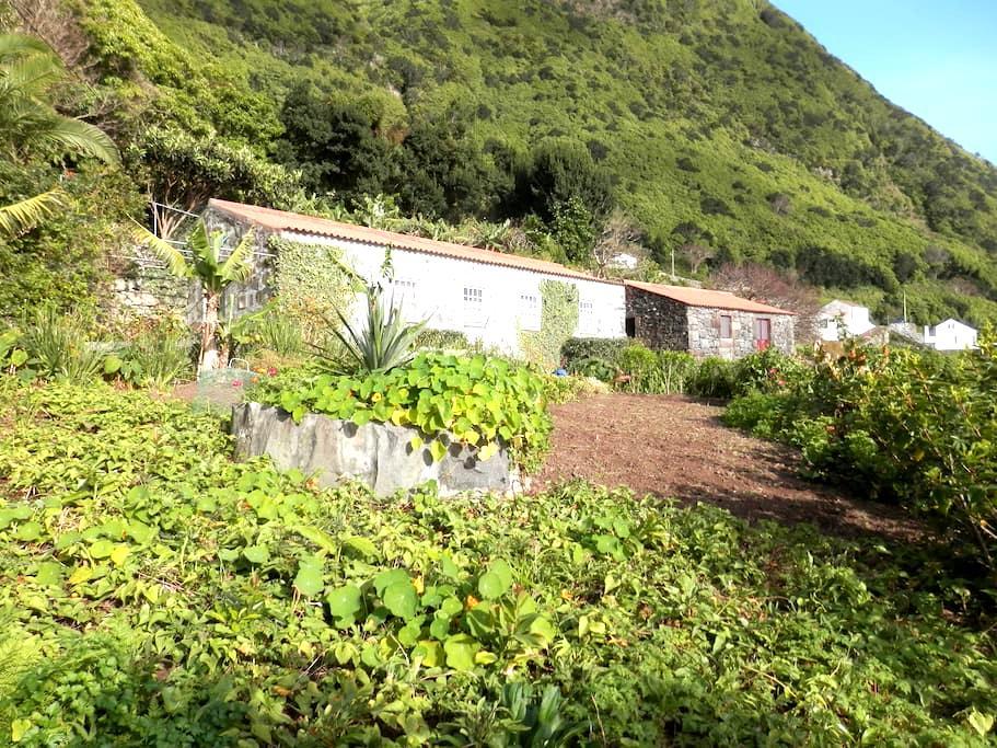 Lodging at Vistalinda Plantation  - Sao Jorge Island - House