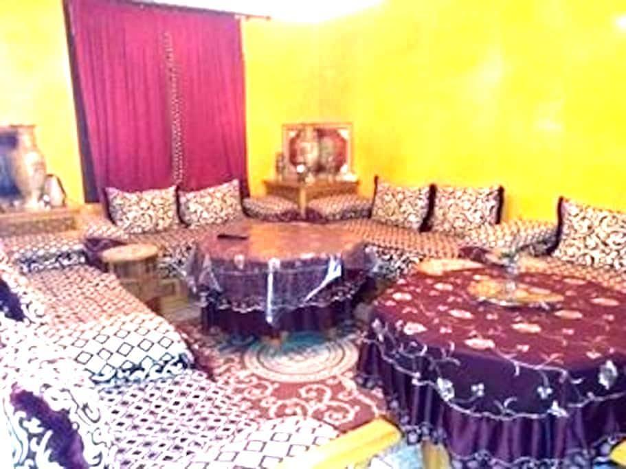 Moroccan Style - Béni Mellal - Hus