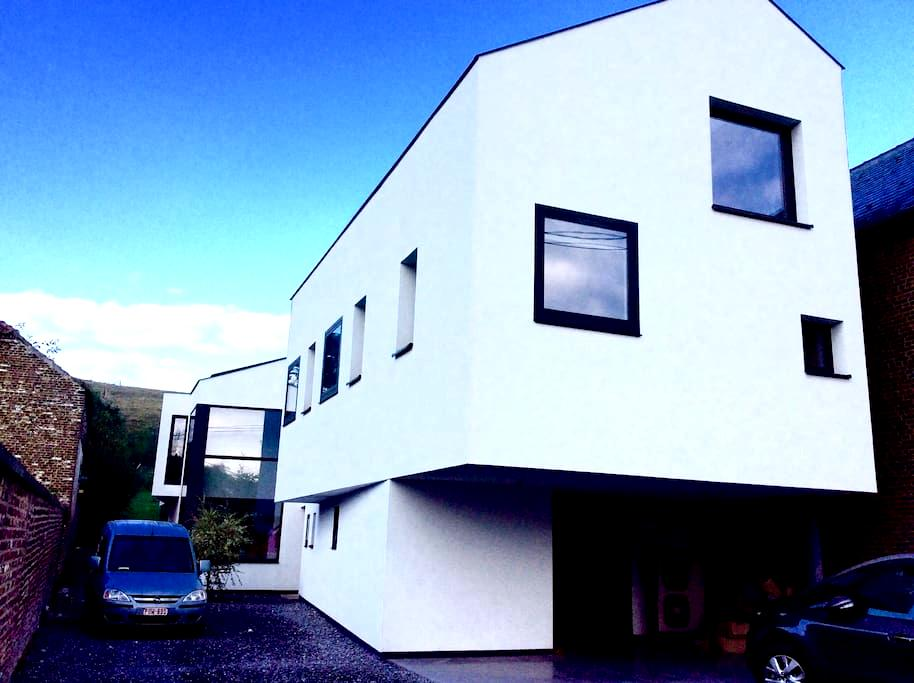 Modern house for couples or big families - Court-St.-Étienne
