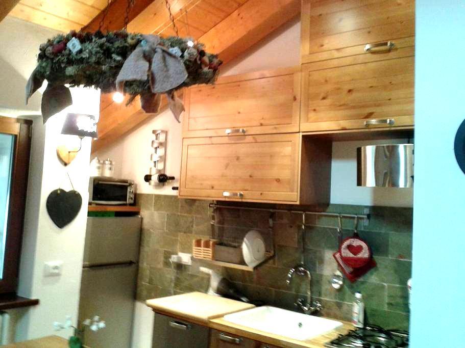 Dolomites Atmosphere - Borca di Cadore - Apartamento