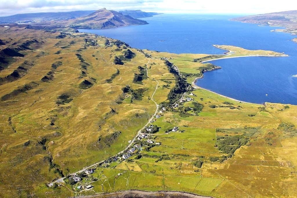Braes Retreat - Garden Apartment - Isle of Skye