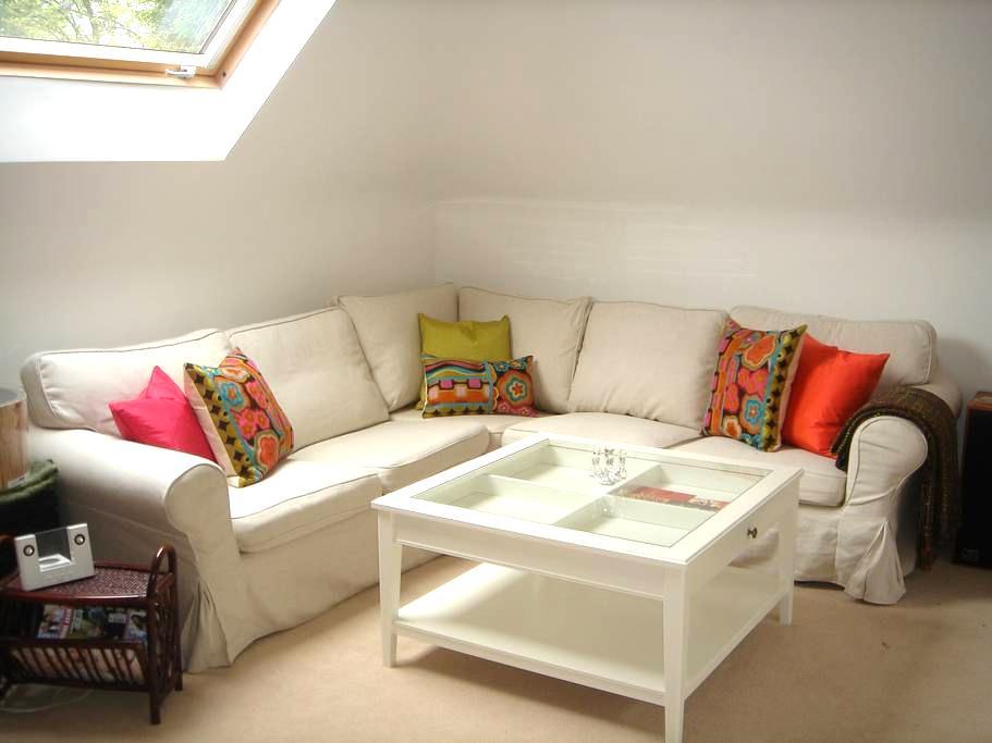 Top floor - Central Tunbridge Wells - Royal Tunbridge Wells - Appartement