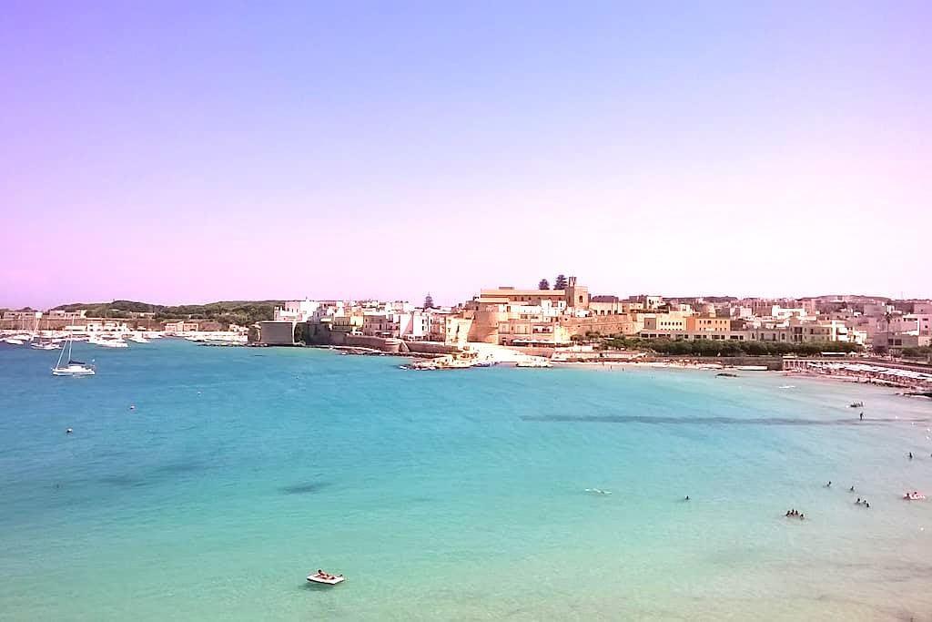 Otranto perla d' Oriente - Otranto - Wohnung