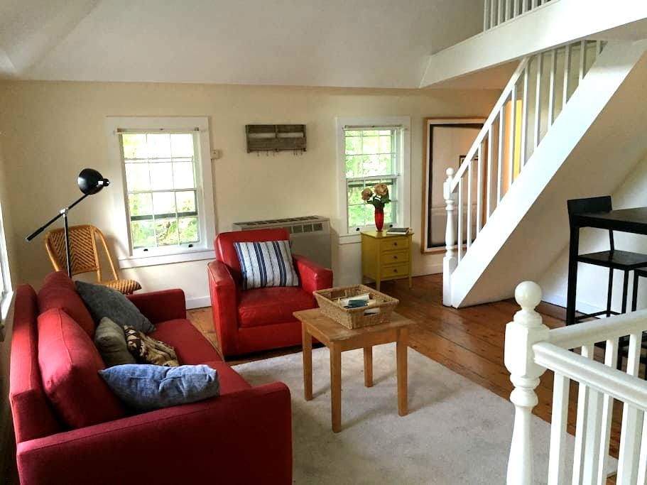 Sunny apartment in heart of Woodstock - Woodstock - Apartmen