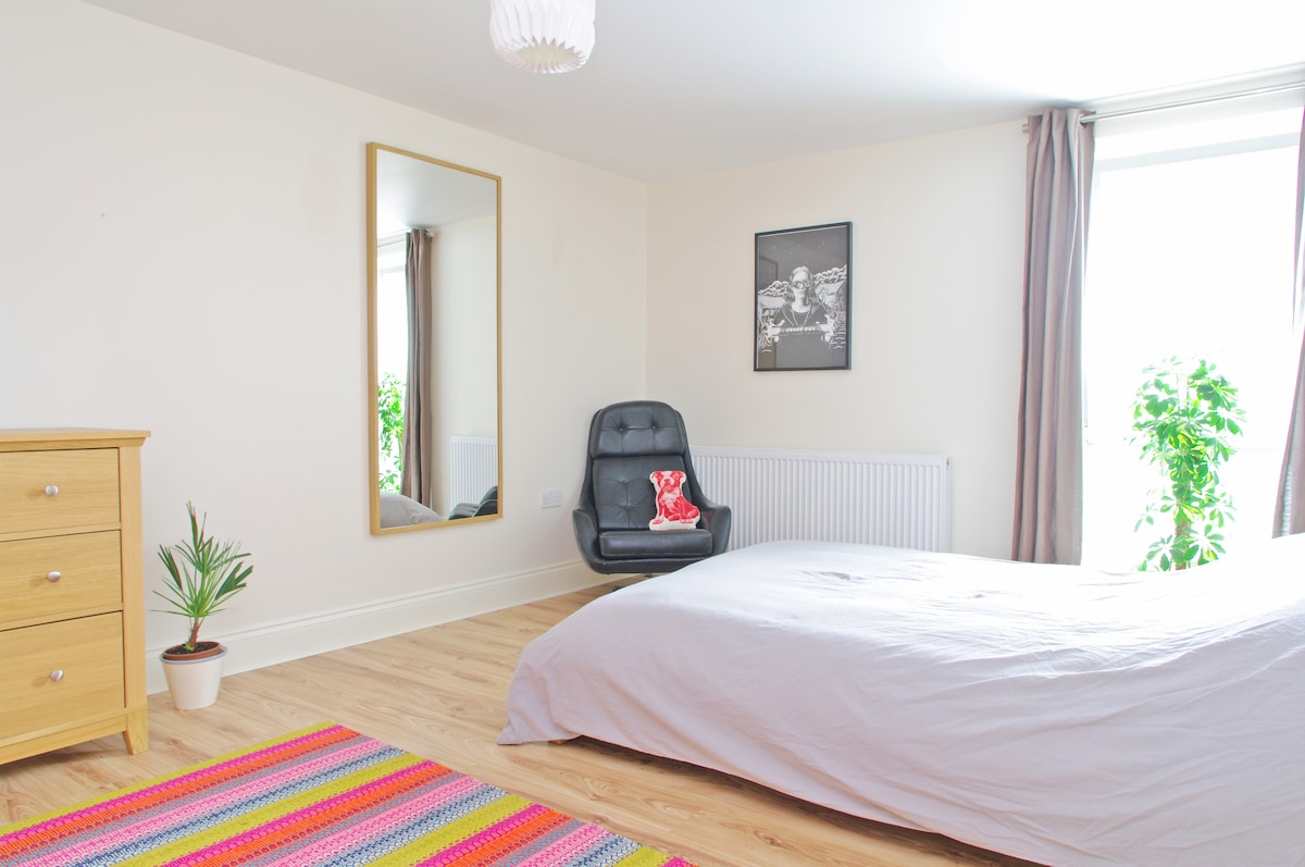 Bright Double Room