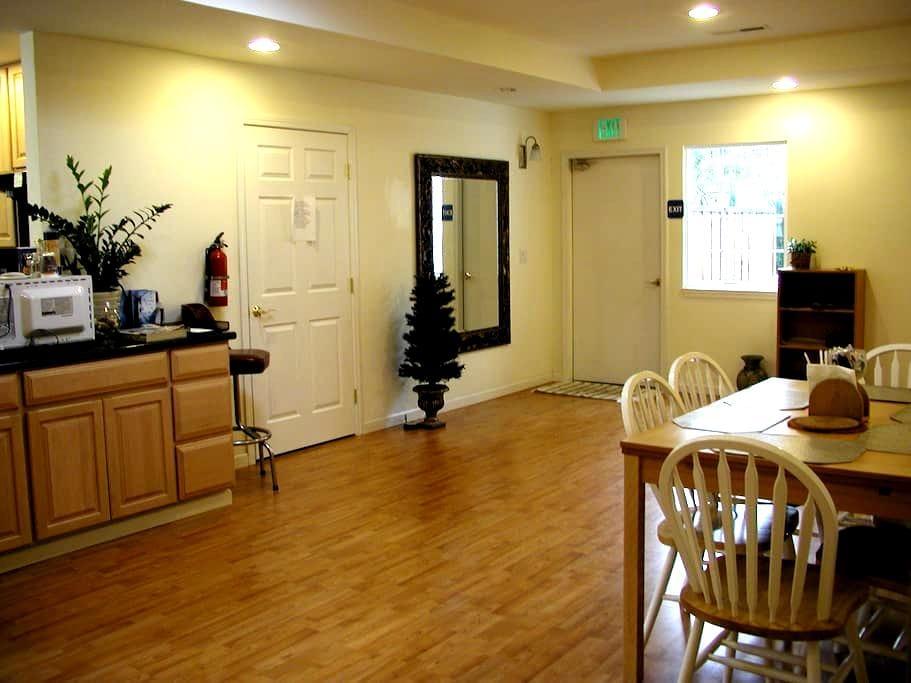 Private Bed/Bath, New Bldg near Apple, Stanford - Los Altos - Gästehaus