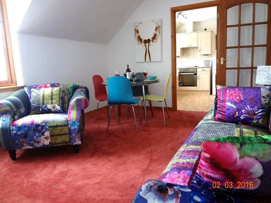 Red grouse Apartment - Aviemore - Leilighet