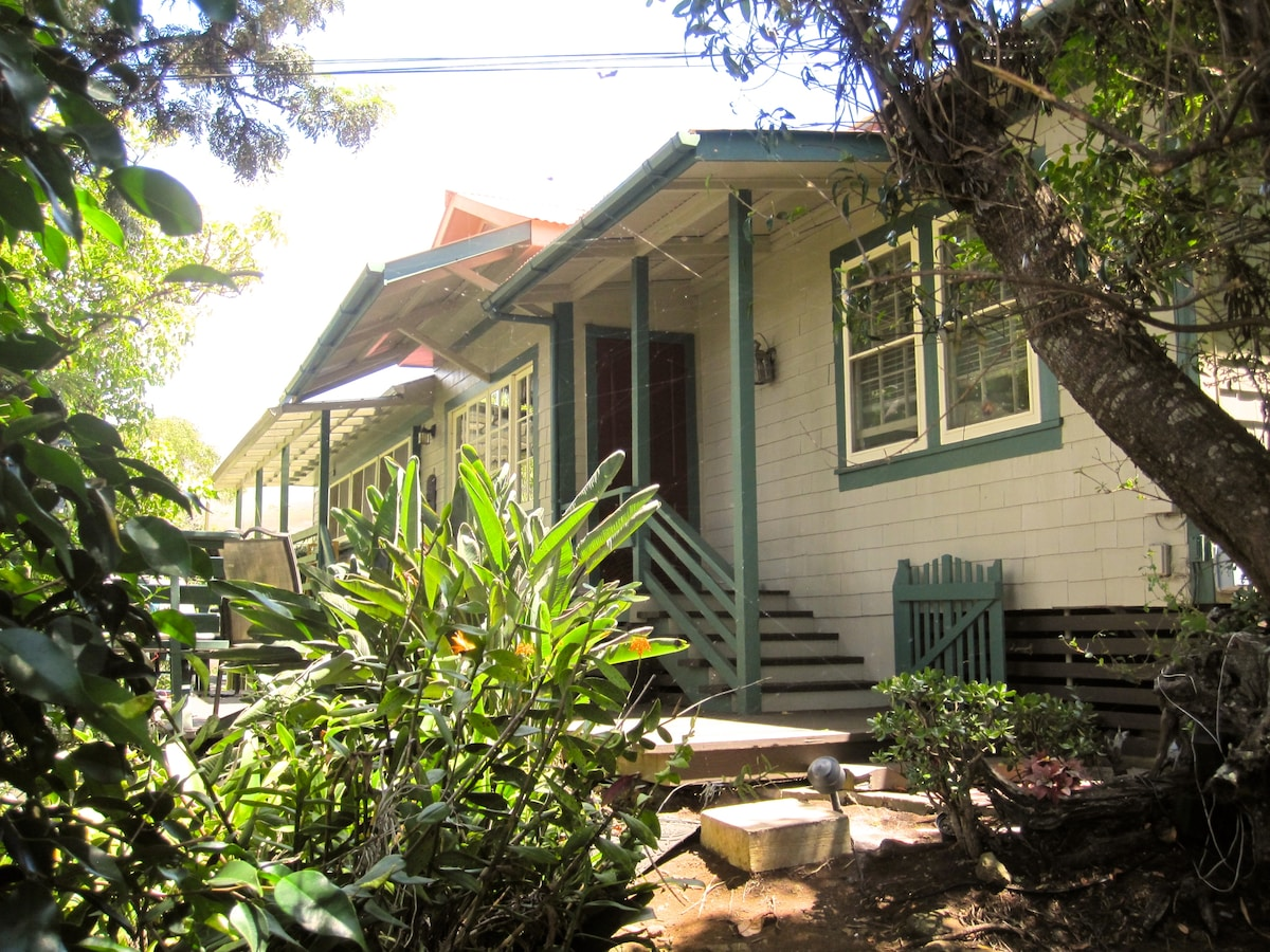 Waimea Guest House where the Hibiscus Suite is ...