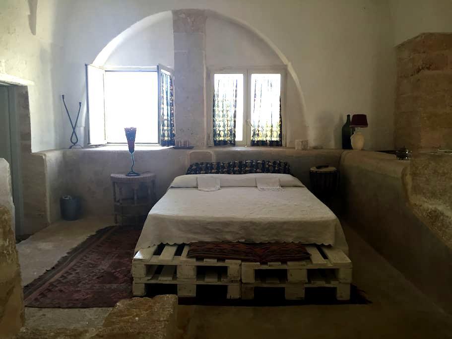 """Stanza privata """"Palmento"""" e stanza""""la stalla"""". - Sant'Elia - Villa"""