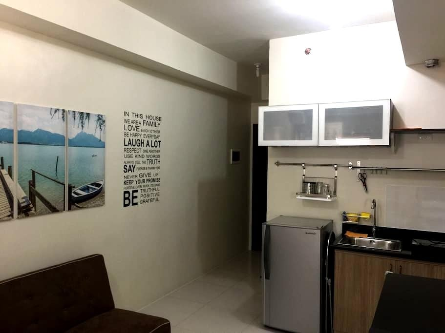The Pearl Place Condominium Ortigas - Pasig - Kondominium
