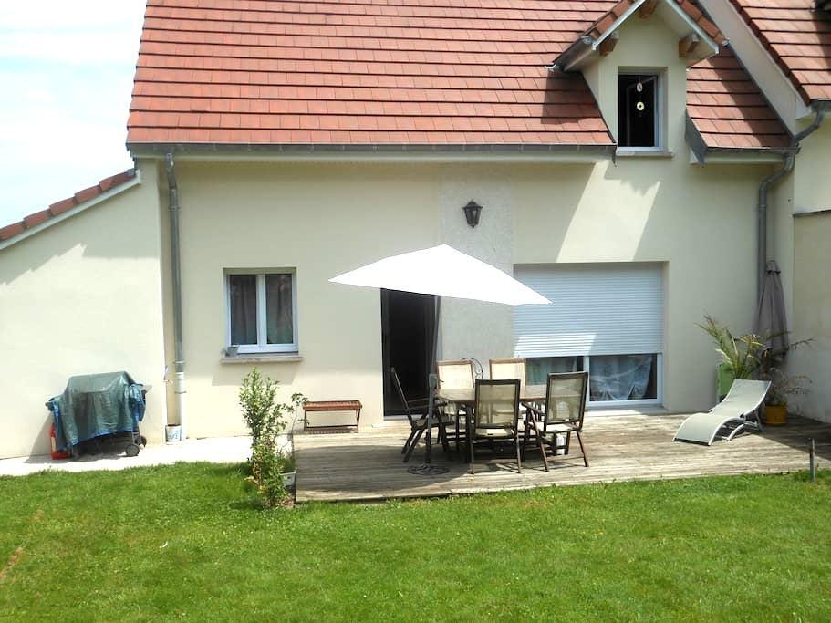 Maison au coeur de la franche Comté - Chaucenne - Dom