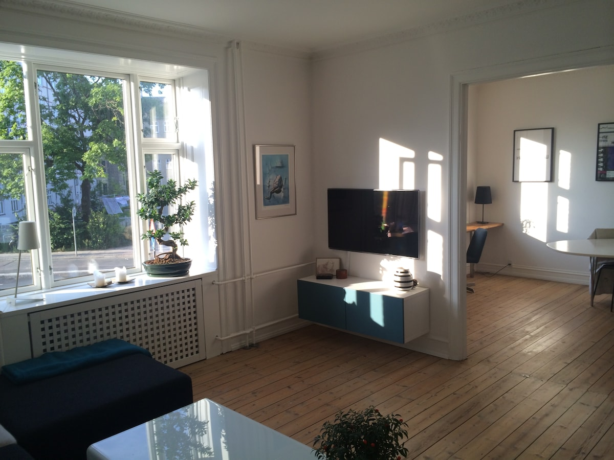 93m2 - 5 mins from city centre