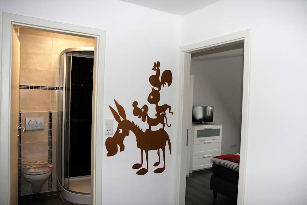 Gemütliche 3 Zimmer Wohnung - Bremen - Appartement