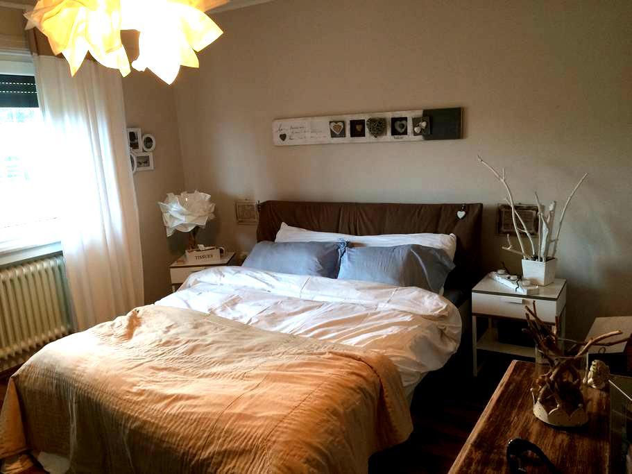 Chambre double dans un appartement - Junglinster - Lakás