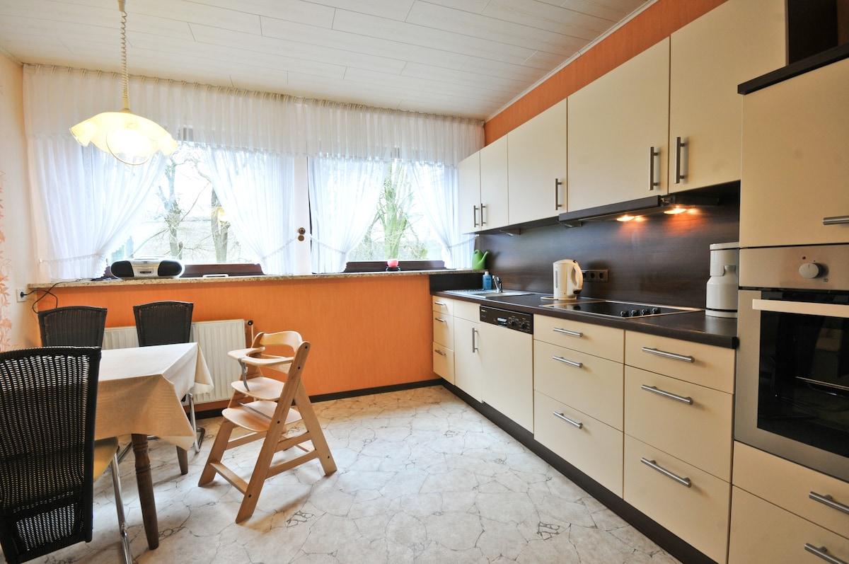 """große Wohnung """"Storchennest"""""""