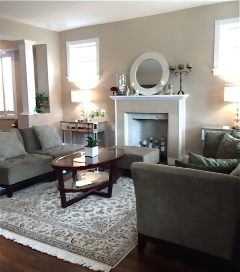 Charming NW DC Rowhome w/Parking