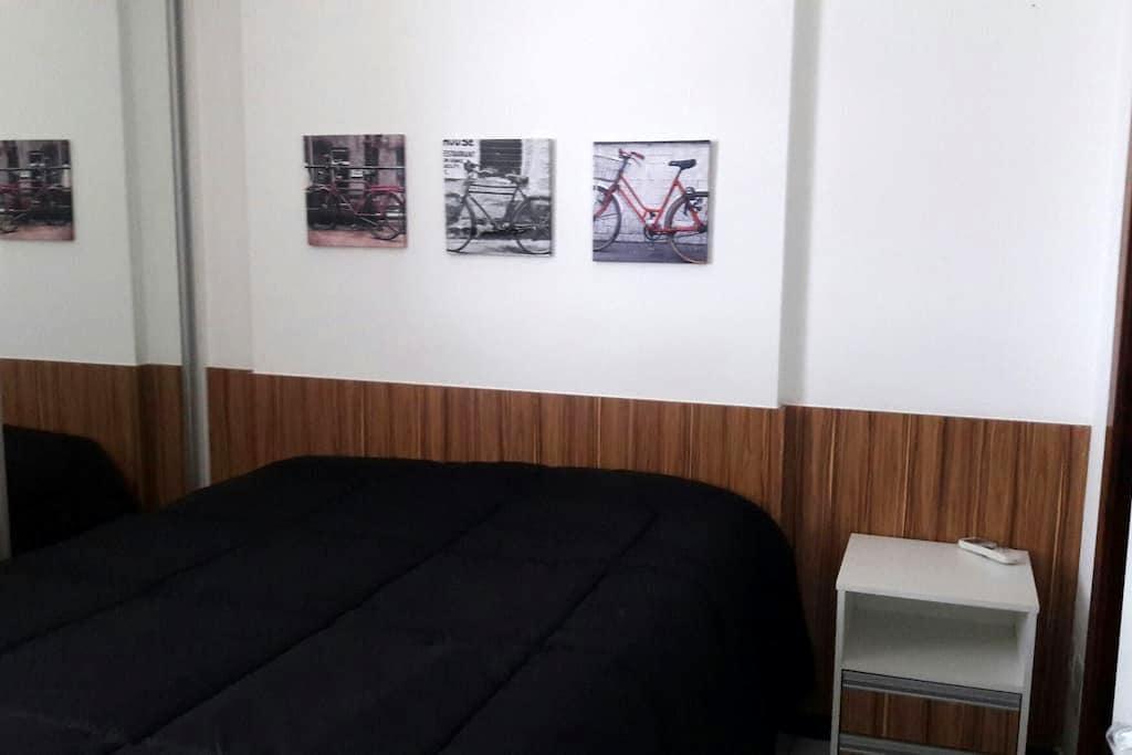 Kit mobiliada aconchegante, parkstudios. - Brasilia - Appartement