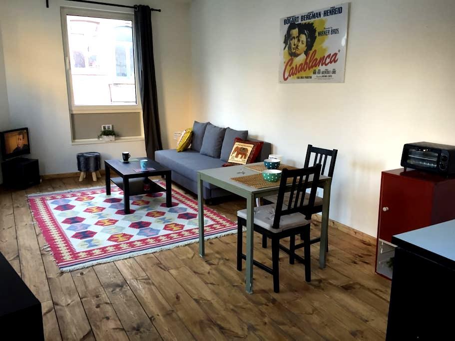 La Barrière et le Parvis St Gilles - 聖吉爾 - 公寓
