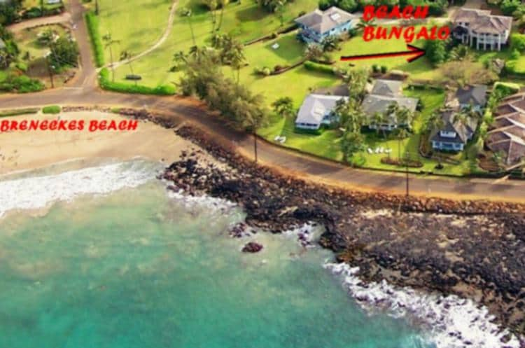 Poipu beach private room ocean view