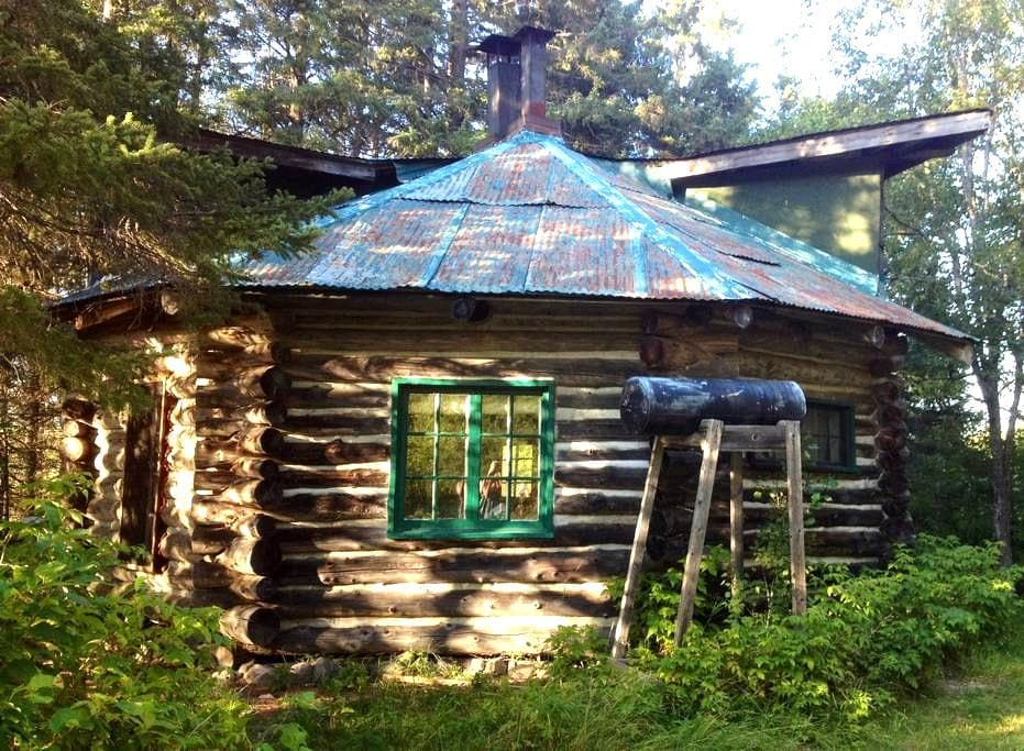 Log Cabin on 200 acre Horse farm - Sundridge - Cabin