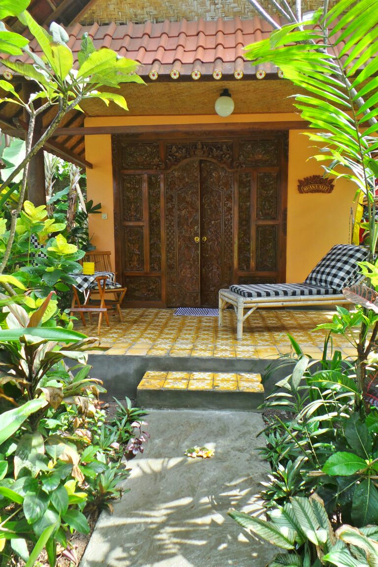 Welcome to Buana Alit - your own Balinese safe haven!