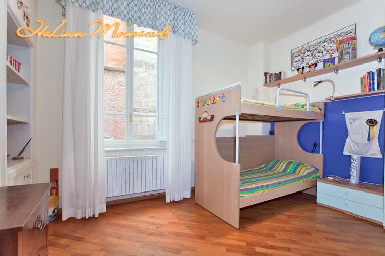 Bedroom for children.