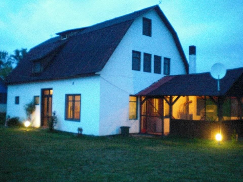 Andrea Panzió - Duna Delta, Gorgova