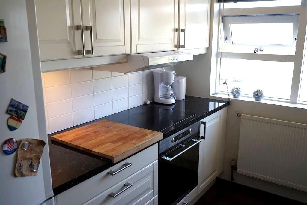 Nice and bright apartment - Reikiavik - Departamento