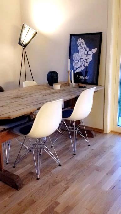 New and cozy apt, high standard - Bergen - Huoneisto
