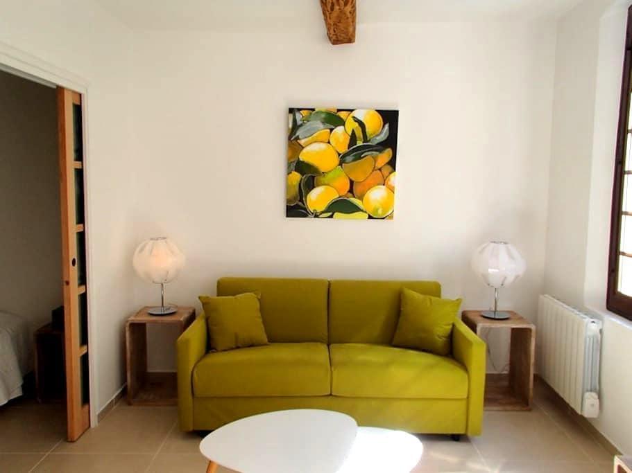 Moustiers, Appartement Le Courtil - Moustiers-Sainte-Marie - 公寓