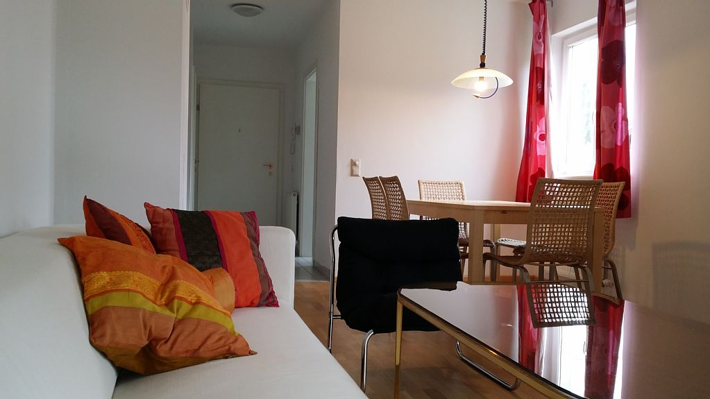 Apartment in the city of Mozart