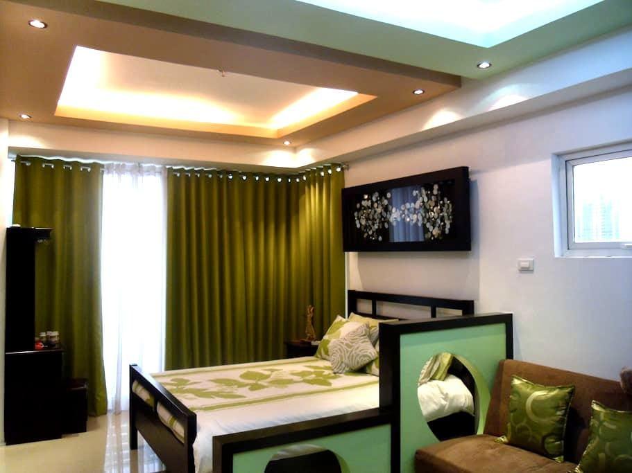 F1 Executive Studio @ Heart of Taguig Global City - Taguig City - Lägenhet