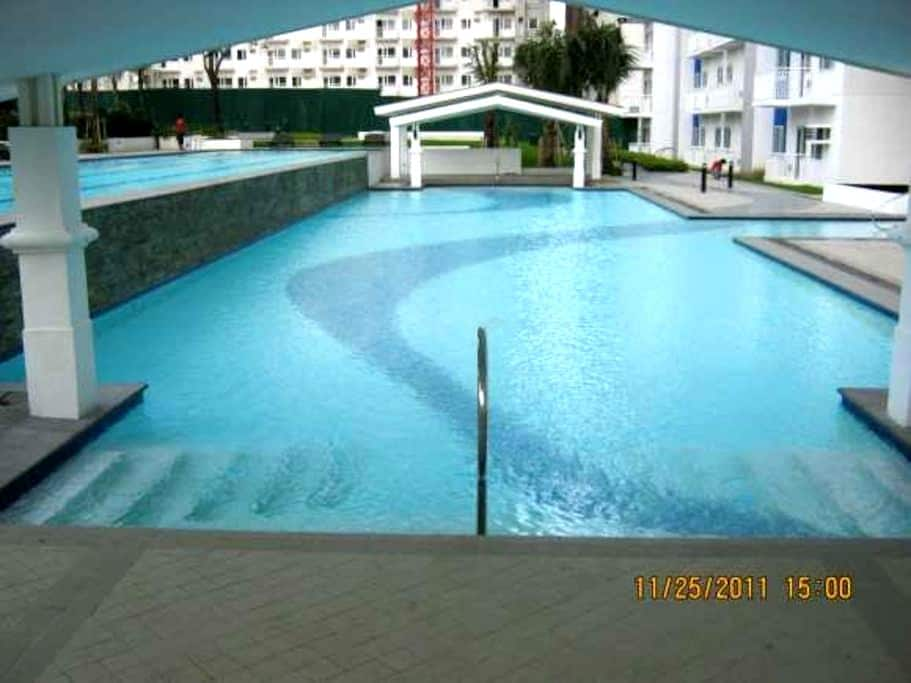 Fully Furnished Condo QC for Rent - Quezon City - Daire
