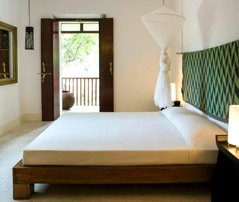 Tara Verde Mhaydam- AC Room - Verla Canca - Bed & Breakfast